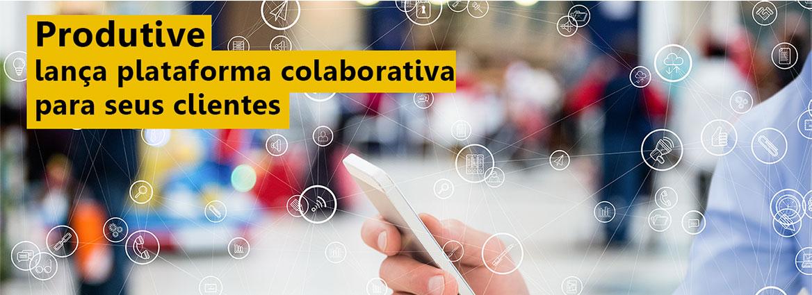 Plataforma colaborativa para recolocação de profissionais de executivos